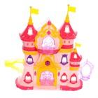 Замок для кукол «Шикарный дворец» с аксессуарами, световые и звуковые эффекты - фото 105511412