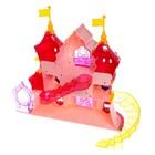 Замок для кукол «Шикарный дворец» с аксессуарами, световые и звуковые эффекты - фото 105511413