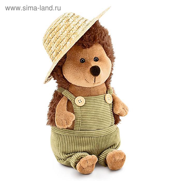Мягкая игрушка «Ёжик Колюнчик: Дачник», 25 см