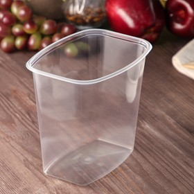"""The container 1 l """"Yuplast"""", the average"""