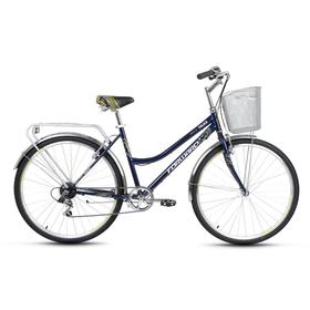 "Велосипед 28"" Forward Talica 2.0, 2018, цвет синий, размер 19"""