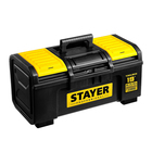 "Ящик для инструмента  STAYER Professional ""TOOLBOX-19"", пластиковый"