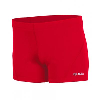 Шорты женские компрессионные 195F38 цвет красный, р-р 50 (XL)