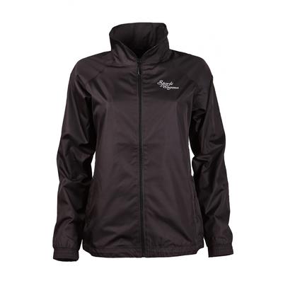 Куртка женская 011F63 цвет чёрный, р-р 48 (L)