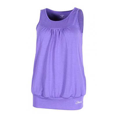 Майка женская (футболка) 021F32 цвет сиреневый, р-р 42-44 (S)