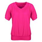 Майка женская (футболка) 021F33 цвет фуксия, р-р 50 (XL)
