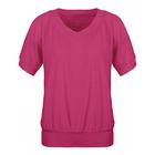 Майка женская (футболка) 021F33 цвет щербет, р-р 50 (XL)