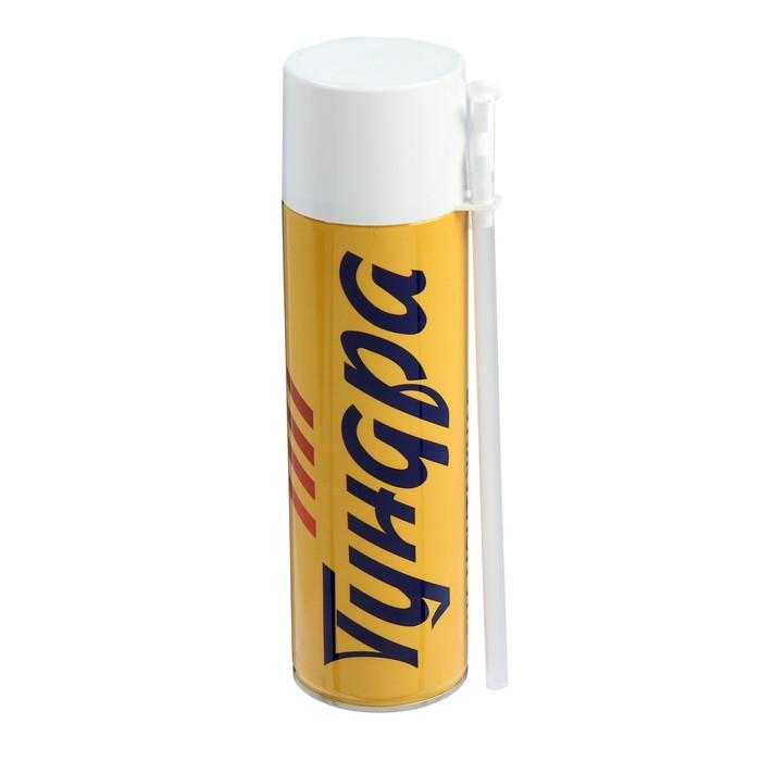 Пена монтажная TUNDRA basic, всесезонная, 500 мл