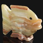 "Souvenir ""Fish"", 5 cm, onyx"