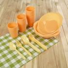 Набор посуды на 6 персон «Вояж», 25 предметов