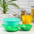 Набор посуды «Всегда с собой», на 6 персон, 32 предмета