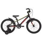 """Велосипед 18"""" Pride Rowdy 18, 2018, цвет черный"""