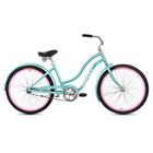 "Велосипед 26"" ASPECT CRUISER LADY, 2018, цвет голубой, размер 18"""