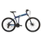 "Велосипед 26"" ASPECT FOREST, 2018, цвет синий, размер 18"""