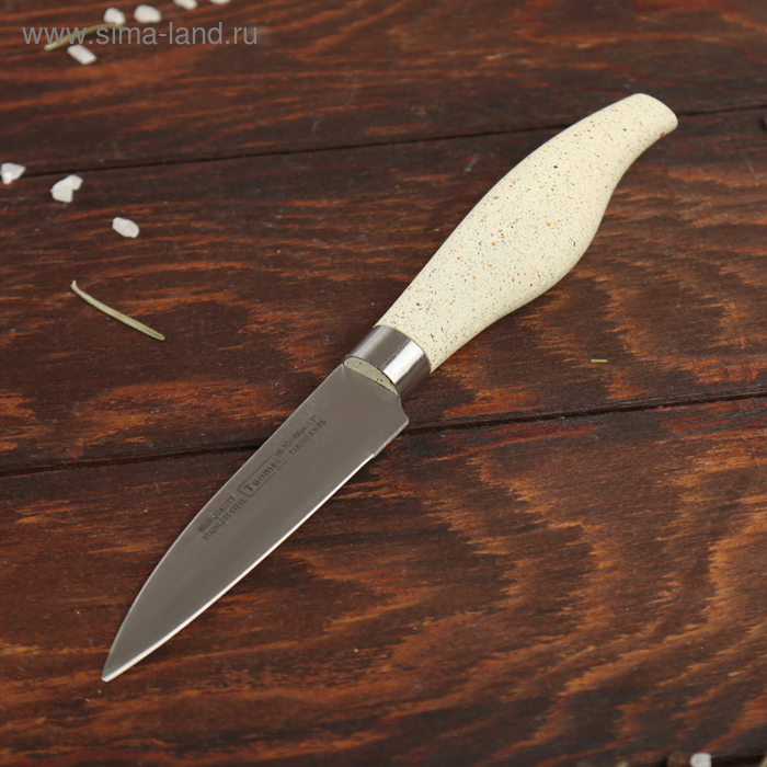 """Нож """"Грёзы"""" лезвие 9,3 см, чехол, цвета МИКС"""