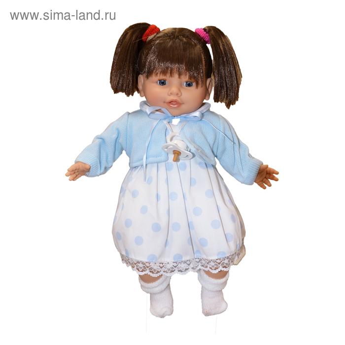 Кукла Elisa, со звуковым эффектом, 43 см