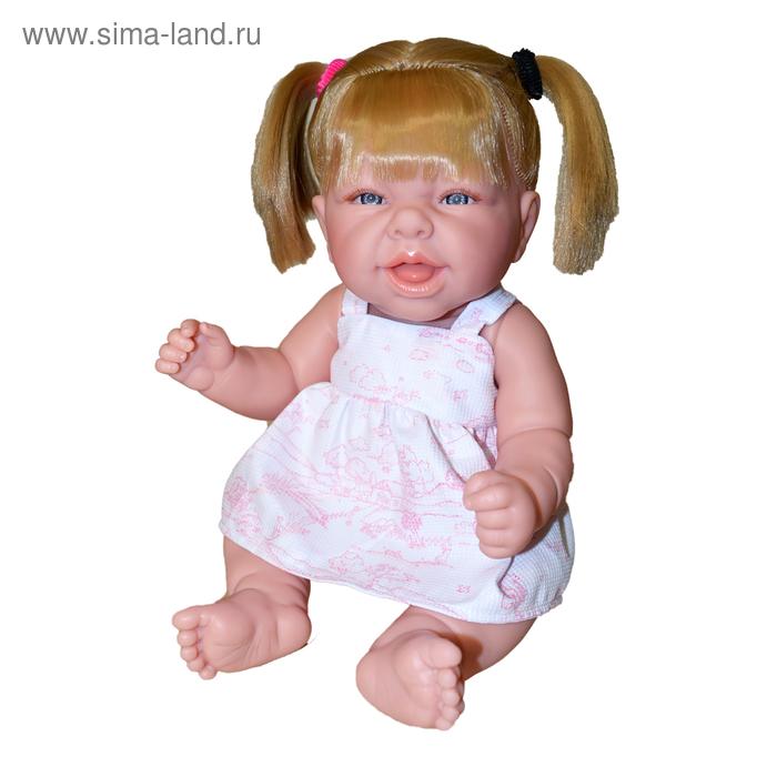 Кукла виниловая Burlitas, 48 см