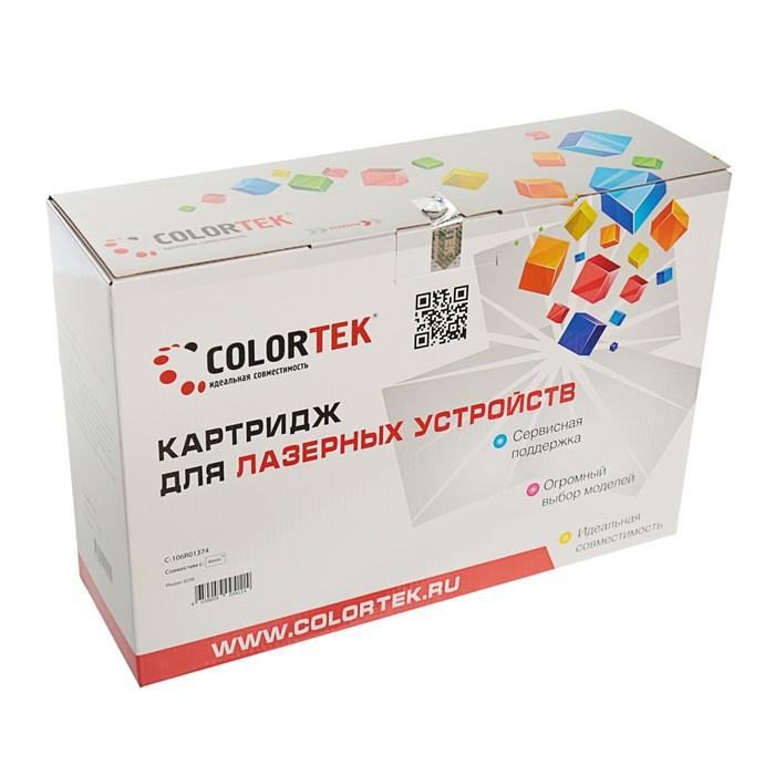 Картридж Colortek 106R01374 для Xerox Phaser 3250 (5000k), черный - фото 448833810