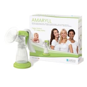 Ручной молокоотсос Amaryll (премиум комплектация)