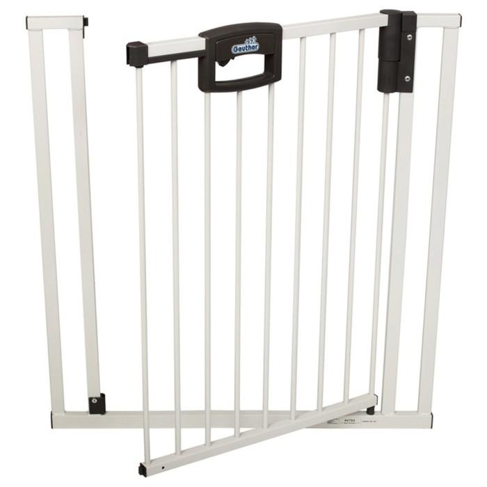 Ворота безопасности Geuther Easylock 84,5-92,5 см, белые