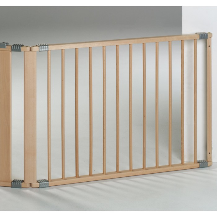 Дополнительная секция Geuther для защитного ограждения 95 см, натуральный