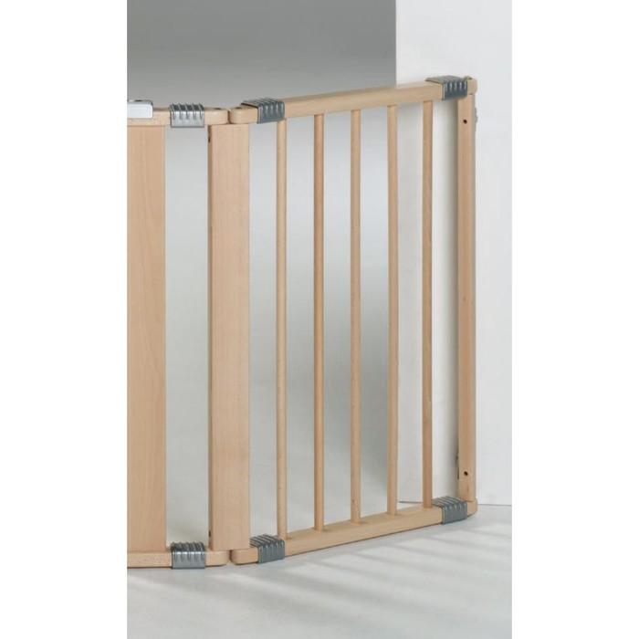 Дополнительная секция для защитного ограждения Configuration safety gates 44 см, натуральный