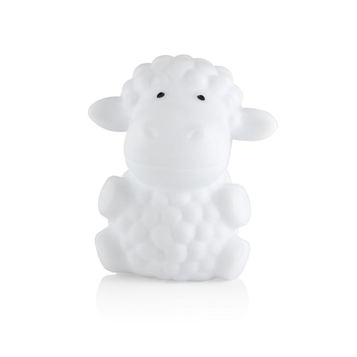 Ночник Night Sheep 1Вт LED белый 20х12х11см