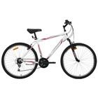 """Велосипед 26"""" Mikado Blitz Evo, 2018, цвет белый/красный, размер 18"""""""
