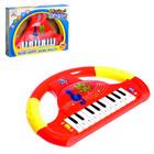Развивающая игрушка «Руль», световые и звуковые эффекты, МИКС