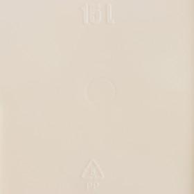 """Контейнер для мусора с педалью 15 л """"Декор. Марокко"""" - фото 4645670"""