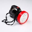 Portable lantern, 2 modes, 200 lumens, 220V, mix , 15x21.5 cm