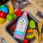 """Средство для мытья детской посуды """"Synergetic"""", 500 мл - фото 1716843"""