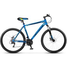"""Велосипед 26"""" Десна-2610 MD, V010, цвет синий/чёрный, размер 16"""""""