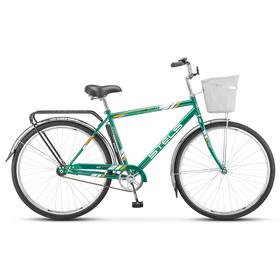 """Велосипед 28"""" Stels Navigator-300 Gent, Z010, цвет зелёный, размер 20"""""""