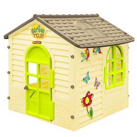 Детский игровой домик, цвет бежевый Ош