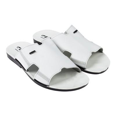 Туфли летние открытые  мужские арт. EPM20210-02 (белый) (р.43)