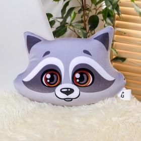 Подушка-игрушка «Енот», антистресс