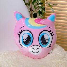 Подушка-игрушка антистресс «Пони»