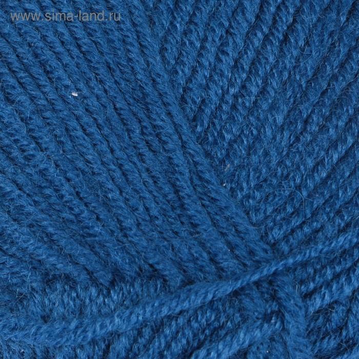 """Пряжа """"Atlantic"""" 40% шерсть, 60% акрил 245м/100гр (1264 яр. голубой)"""