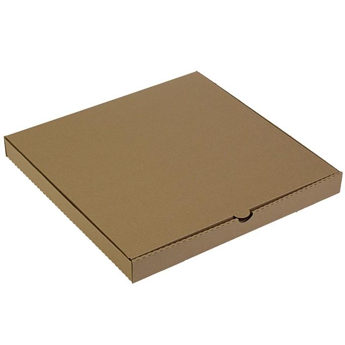 Упаковка для пиццы, 40 х 40 х 4 см - фото 165748802