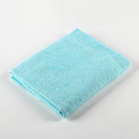Тряпка для мытья пола 'Люкс', цвет МИКС Ош