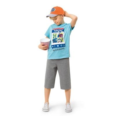 Комплект для мальчика, рост 116 см, цвет голубой BFATB4066/1