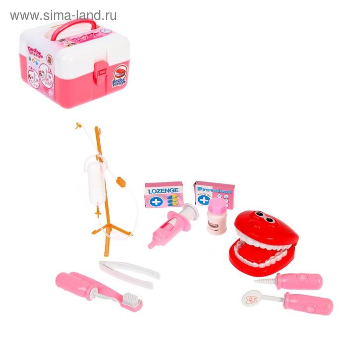 "Набор стоматолога ""Дантист"" в чемоданчике"