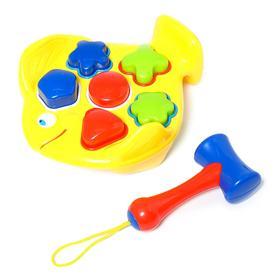 Развивающая игрушка «Сортер-стучалка Рыбка»