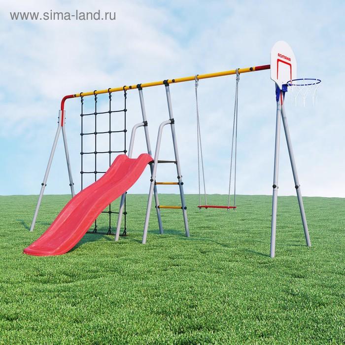 Детский спортивный комплекс уличный R 103.05.00 ROMANA Радуга (стандартный)