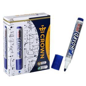 Board Marker 3.0mm Crown Multi Board CBM-1000 Blue