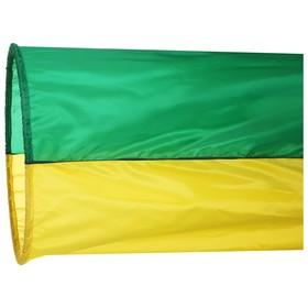 Туннель для эстафет, длина 3 м, d=90см, одно кольцо, цвета МИКС