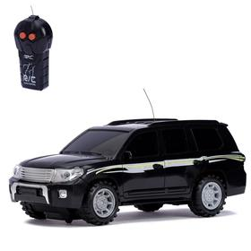 Jeep radioupravlyaemye Cruiser, powered by batteries, color MIX