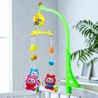 Мобиль музыкальный «Пчелка. Малышам», 3 игрушки, заводной, виды МИКС