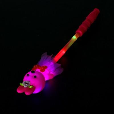 Палочка световая «Заяц», цвета МИКС